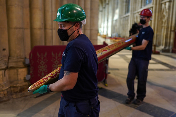 Engineering「Rebuilding Of York Minster's Grand Organ Enters Final Phase」:写真・画像(5)[壁紙.com]