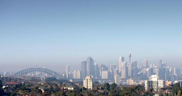 Sydney「Pollution Envelops Sydney City」:写真・画像(9)[壁紙.com]