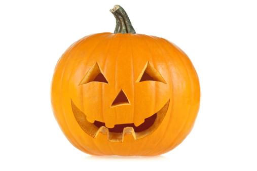 Jack-o'-lantern「Halloween Pumpkin」:スマホ壁紙(13)