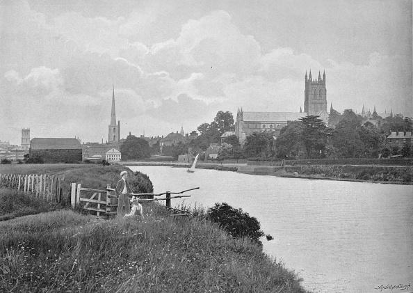 Scenics - Nature「Worcester Cathedral」:写真・画像(1)[壁紙.com]