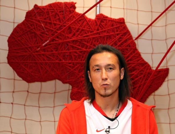 サッカー日本代表「Nike (RED) Event at NikeTown Tokyo」:写真・画像(4)[壁紙.com]