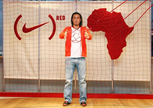 サッカー日本代表「Nike (RED) Event at NikeTown Tokyo」:写真・画像(9)[壁紙.com]