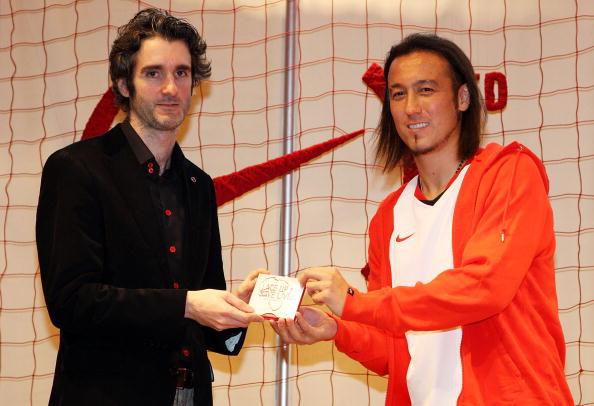 サッカー日本代表「Nike (RED) Event at NikeTown Tokyo」:写真・画像(5)[壁紙.com]
