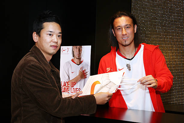 Nike (RED) Event at NikeTown Tokyo:ニュース(壁紙.com)