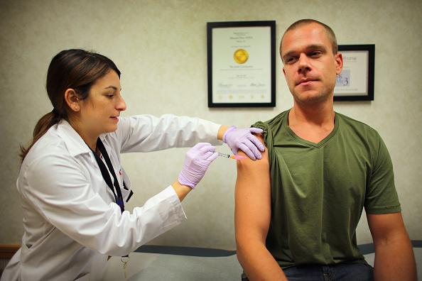 Flu Virus「Center For Disease Control Warns Of Early Start To Flu Season」:写真・画像(10)[壁紙.com]