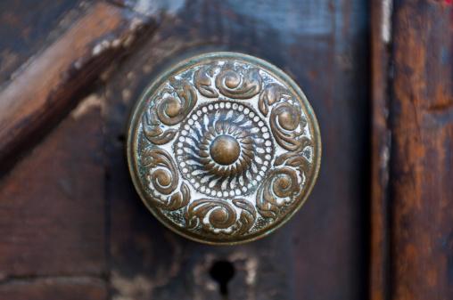 Handle「Antique Door Knob」:スマホ壁紙(13)