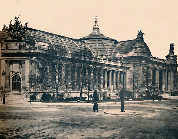 Grand Palais「Paris - Le Grand Palais - Ll」:写真・画像(15)[壁紙.com]