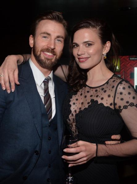 "Captain America: The Winter Soldier「Marvel's ""Captain America: The Winter Soldier"" Premiere - After Party」:写真・画像(4)[壁紙.com]"