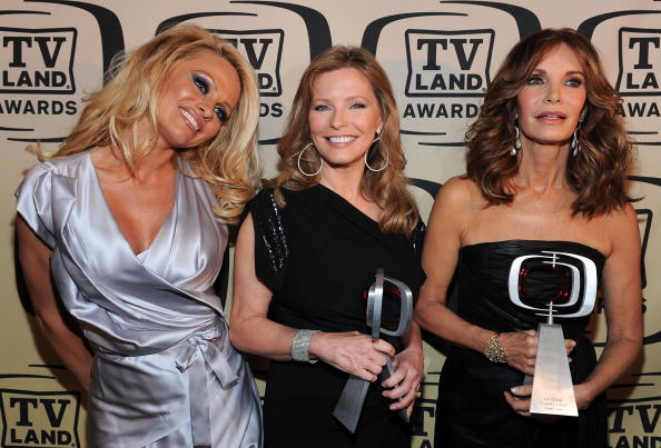 Jaclyn Smith「8th Annual TV Land Awards - Backstage And Audience」:写真・画像(13)[壁紙.com]