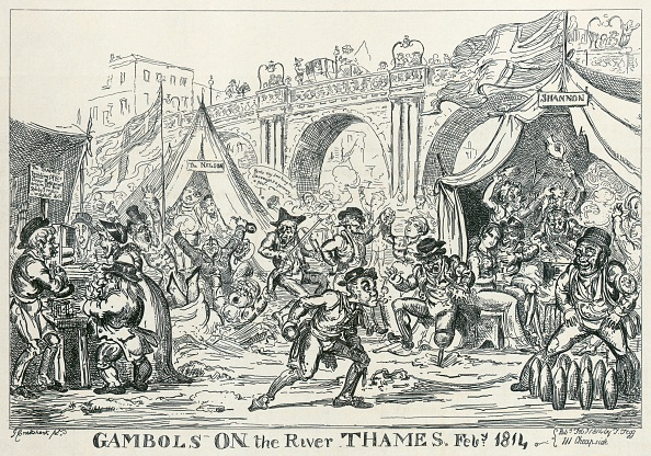 Misfortune「Gambols On The River Thames,」:写真・画像(13)[壁紙.com]