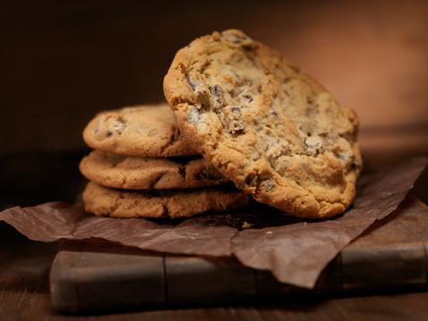 Crunchy「Chunky Chocolate Chip Cookie」:スマホ壁紙(12)