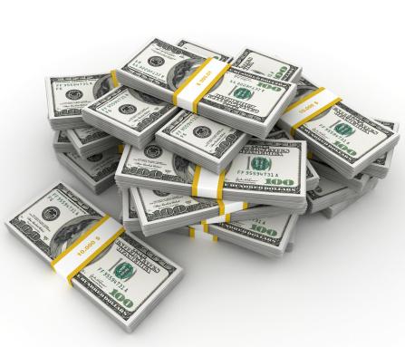American One Hundred Dollar Bill「Money」:スマホ壁紙(4)