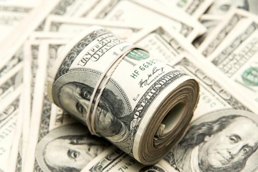 American One Hundred Dollar Bill「Money」:スマホ壁紙(9)