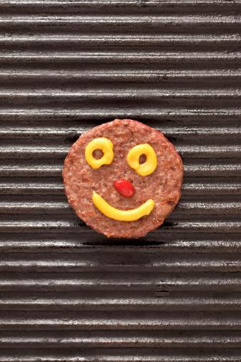 Cast Iron「Smiley burger」:スマホ壁紙(4)