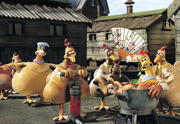 Males「Stills From the Movie ''Chicken Run''」:写真・画像(16)[壁紙.com]