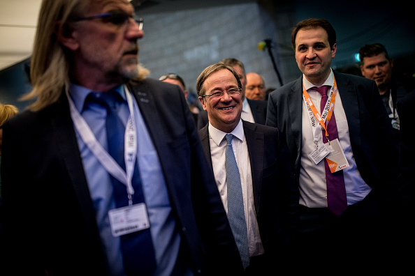 North Rhine Westphalia「North Rhine-Westphalia Holds State Elections」:写真・画像(17)[壁紙.com]