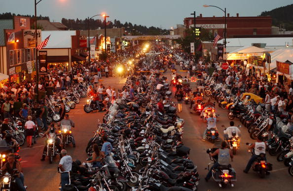 Motorcycle「61st Annual Sturgis Motorcycle Rally」:写真・画像(7)[壁紙.com]