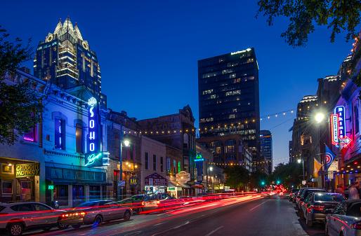 Texas「Austin, Texas」:スマホ壁紙(10)