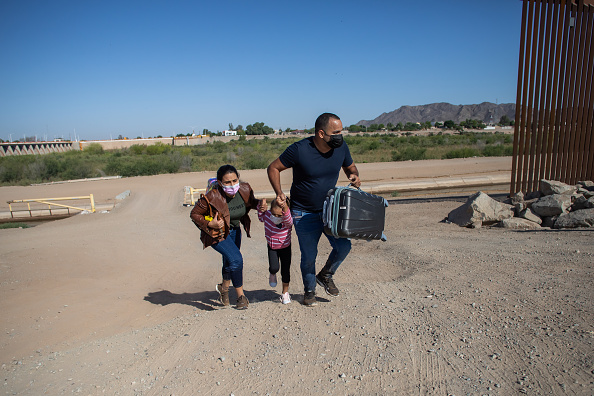 Mexico「Migrants Continue To Cross Southern Border As Biden Administration Grapples With Surge」:写真・画像(17)[壁紙.com]