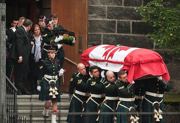 Nathan Cirillo「Funeral of Cpl. Nathan Cirillo」:写真・画像(1)[壁紙.com]