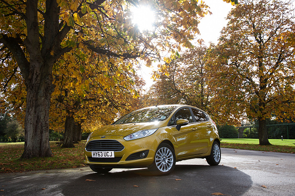 Hatchback「2013 Ford Fiesta Econetic」:写真・画像(3)[壁紙.com]