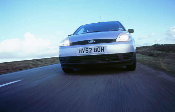 Hatchback「2005 Ford Fiesta LX」:写真・画像(15)[壁紙.com]