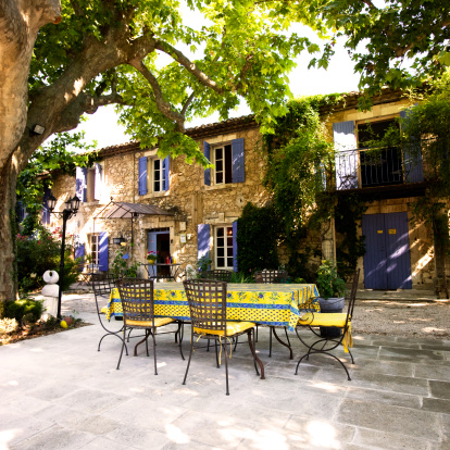Provence-Alpes-Cote d'Azur「Provencal farm」:スマホ壁紙(10)