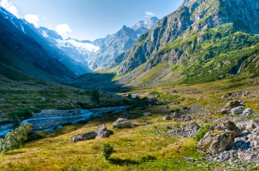 Grenoble「Beautiful Mountain Landscape HDR」:スマホ壁紙(14)