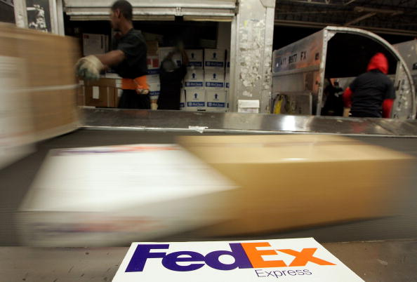 Box - Container「Fed Ex Estimates Record Day For Shipping」:写真・画像(11)[壁紙.com]