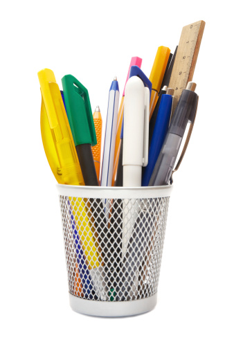 Writing「Pen Holder」:スマホ壁紙(15)