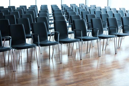 並んでいる「ビジネスミーティングルーム」:スマホ壁紙(19)