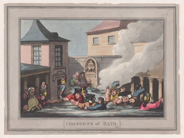 Roman Bath「Comforts Of Bath」:写真・画像(4)[壁紙.com]