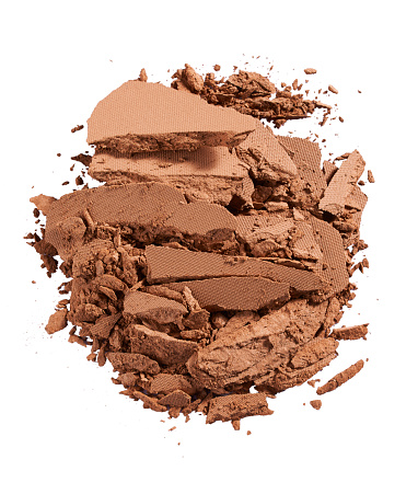 Girly「A cut out beauty product shot of bronzer」:スマホ壁紙(15)