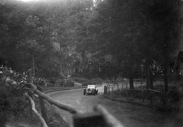 Recreational Pursuit「Raymond Mays' 4500 cc Invicta competing in the Shelsley Walsh Speed Hill Climb, Worcestershire」:写真・画像(18)[壁紙.com]