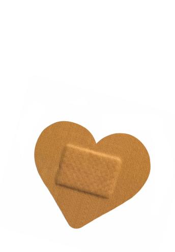Heart「Heart shaped sticking plaster」:スマホ壁紙(9)