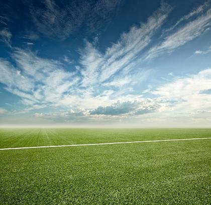 Yard Line - Sport「Football Field」:スマホ壁紙(8)