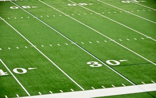 Yard Line - Sport「Football Field」:スマホ壁紙(3)