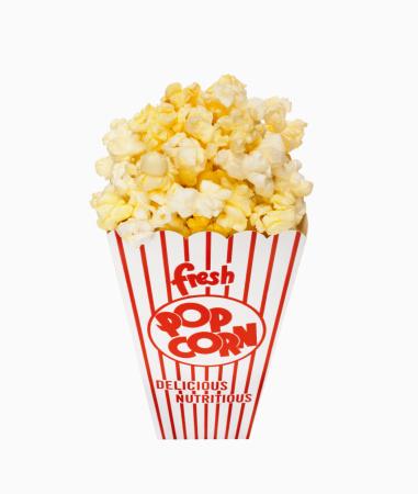 Snack「Bag of popcorn」:スマホ壁紙(1)