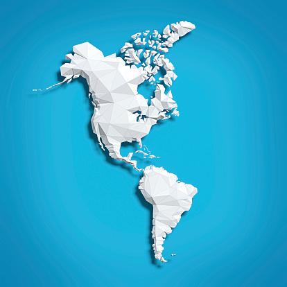 Mexico「Map of America」:スマホ壁紙(4)
