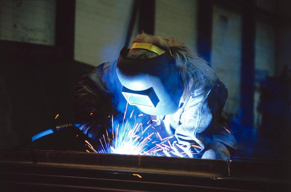 Effort「Welding in progress」:写真・画像(0)[壁紙.com]