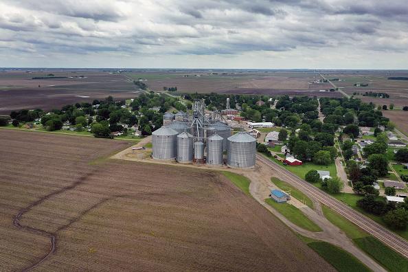 Farm「Midwest Flooding Threatens Planting Season For Many Farmers」:写真・画像(16)[壁紙.com]