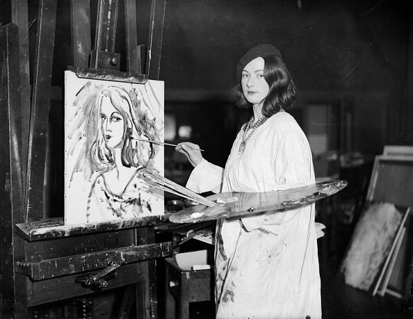 Painting - Activity「Artist's Daughter」:写真・画像(9)[壁紙.com]