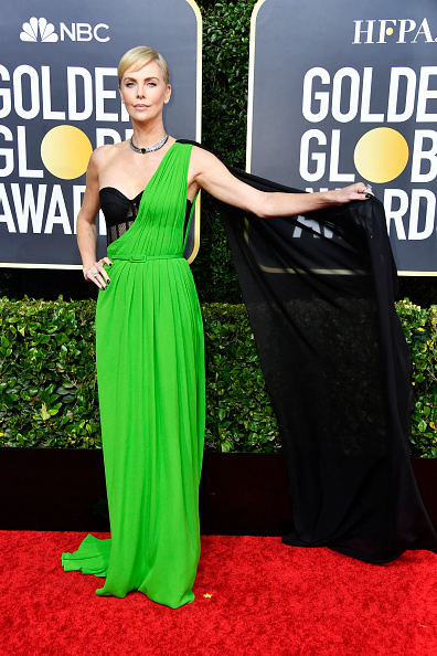 Golden Globe Award「77th Annual Golden Globe Awards - Arrivals」:写真・画像(10)[壁紙.com]
