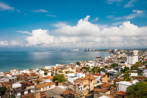 Central America「Mexico, Puerto Vallarta, Banderas Bay」:スマホ壁紙(4)