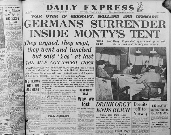 Surrendering「German Surrender」:写真・画像(15)[壁紙.com]