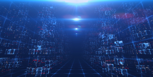 Connection「Virtual Data Center」:スマホ壁紙(14)