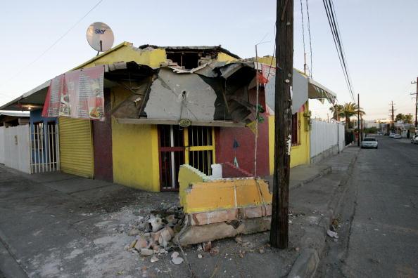Baja California Norte「7.2 Earthquake Hits Baja Area Of California and Mexico」:写真・画像(9)[壁紙.com]