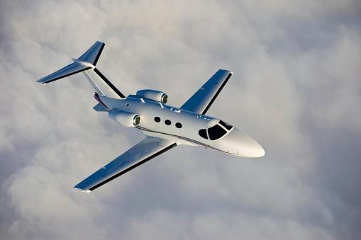 Success「A Corporate jet In-Flight.」:スマホ壁紙(15)