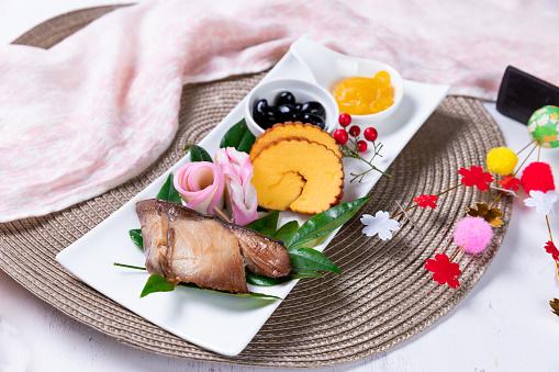 おせち「和食、おえち」:スマホ壁紙(4)