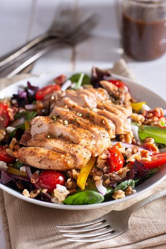 Chicken Meat「Balsamic Chicken Salad」:スマホ壁紙(13)